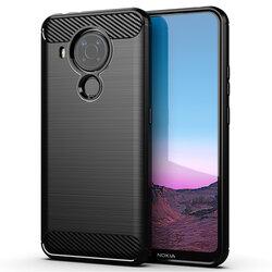Husa Nokia 5.4 TPU Carbon - Negru