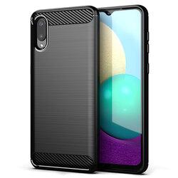 Husa Samsung Galaxy M02 TPU Carbon - Negru
