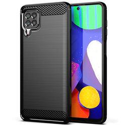 Husa Samsung Galaxy M62/ F62 TPU Carbon - Negru