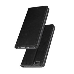 Husa Smart Book iPhone 6 Plus, 6S Plus Flip Negru