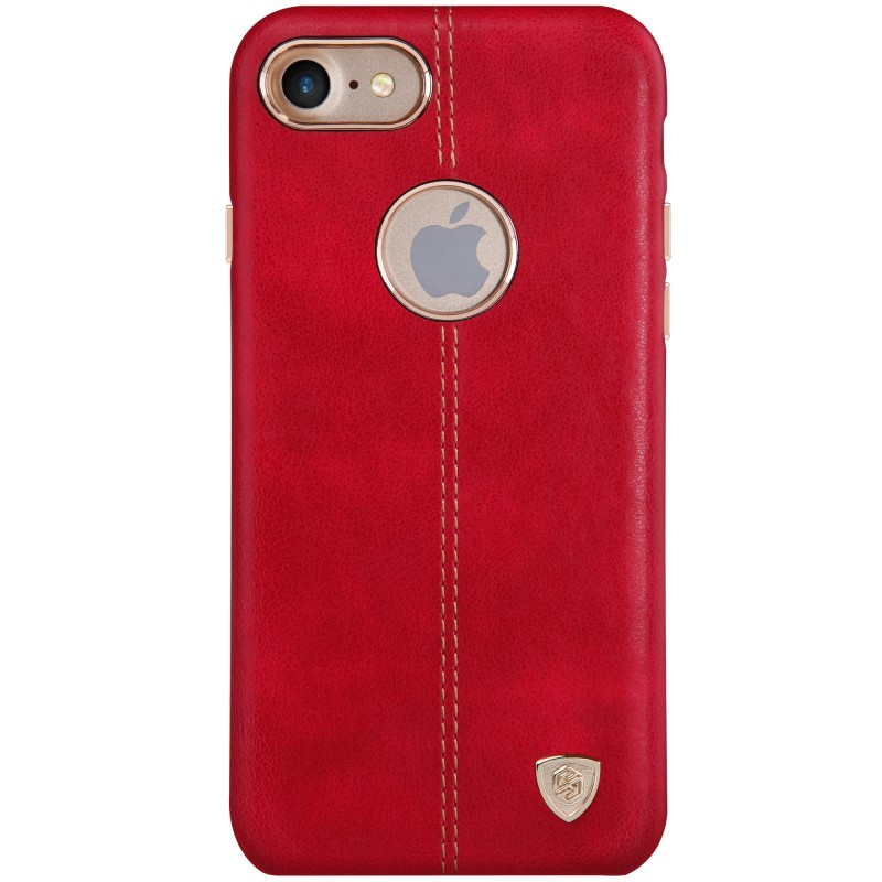 Husa Iphone 7 Nillkin Englon Leather - Red