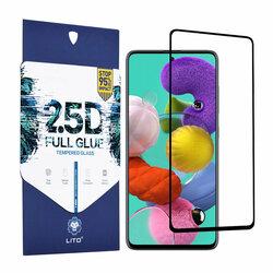 Folie sticla Xiaomi Poco X3 Pro Lito 2.5D Full Glue, negru