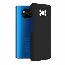 Husa Xiaomi Poco X3 Pro Techsuit Soft Edge Silicone, negru