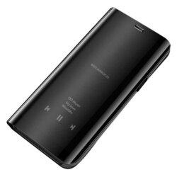 Husa Samsung Galaxy M62 Flip Standing Cover, negru