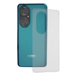 Husa Huawei P50 Pro TPU UltraSlim - Transparent