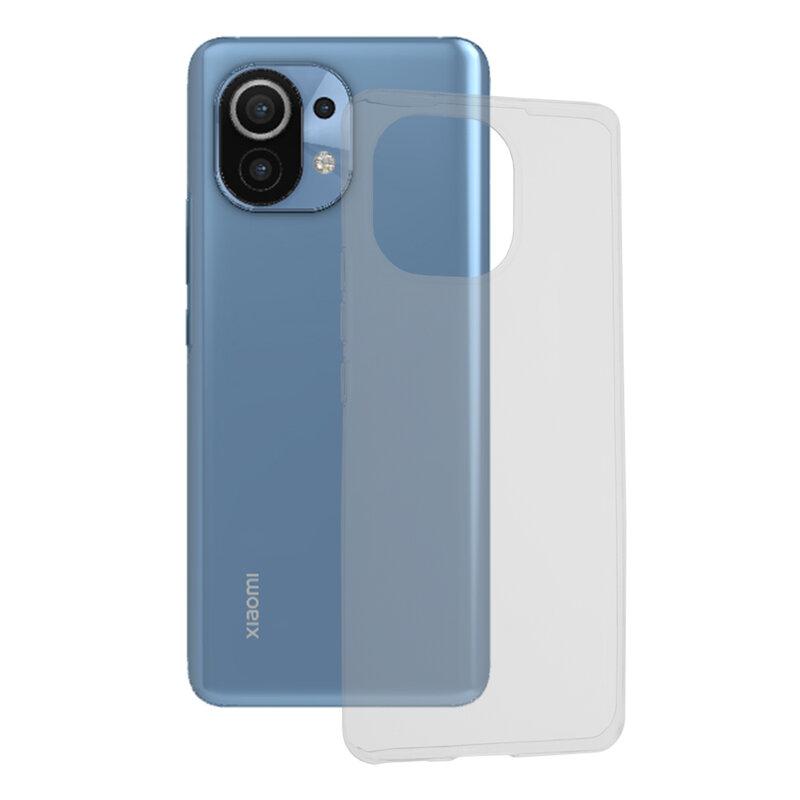 Husa Xiaomi Mi 11 Lite TPU UltraSlim - Transparent