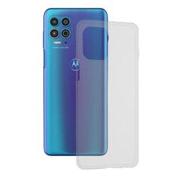 Husa Motorola Moto G100 TPU UltraSlim - Transparent