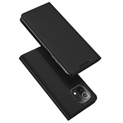 Husa Xiaomi Mi 11 Lite Dux Ducis Skin Pro - Negru