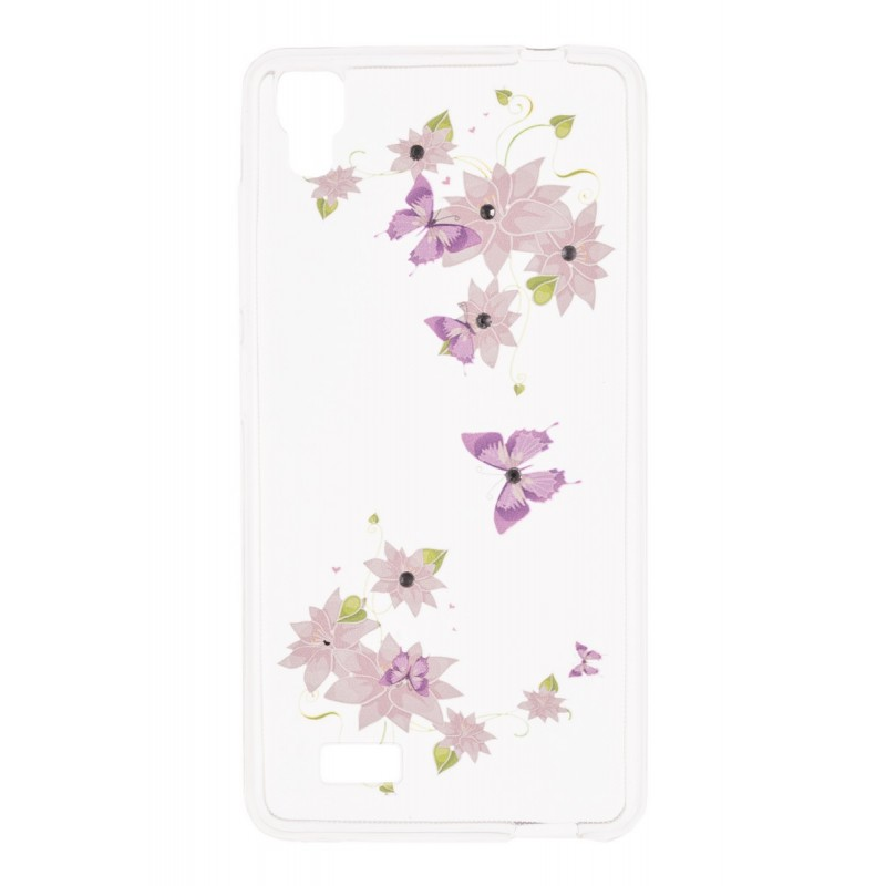 Husa Allview P5 eMagic TPU Slim Model Spring View