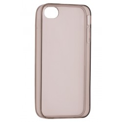 Husa IPHONE 4, 4s TPU UltraSlim Fumuriu