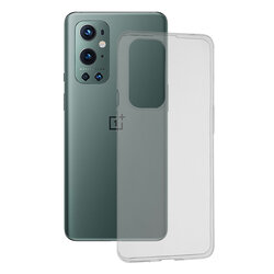 Husa OnePlus 9 Pro TPU UltraSlim - Transparent