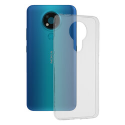 Husa Nokia 3.4 TPU UltraSlim - Transparent