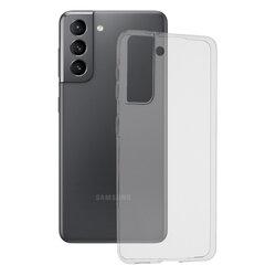 Husa Samsung Galaxy S21 5G TPU UltraSlim - Transparent