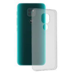 Husa Motorola Moto G9 Play TPU UltraSlim - Transparent