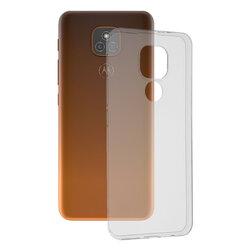 Husa Motorola Moto E7 Plus TPU UltraSlim - Transparent