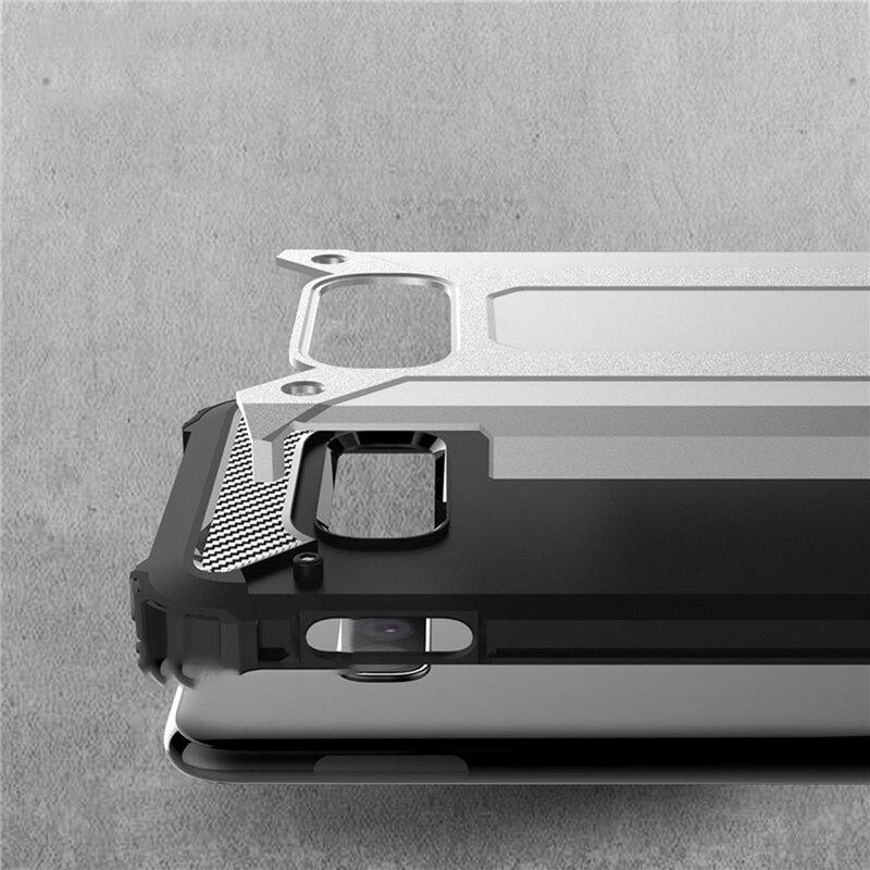 Husa Samsung Galaxy S10e Mobster Hybrid Armor - Negru