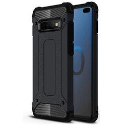 Husa Samsung Galaxy S10 Plus Mobster Hybrid Armor - Negru