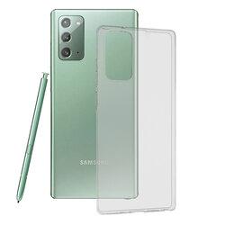 Husa Samsung Galaxy Note 20 5G TPU UltraSlim - Transparent