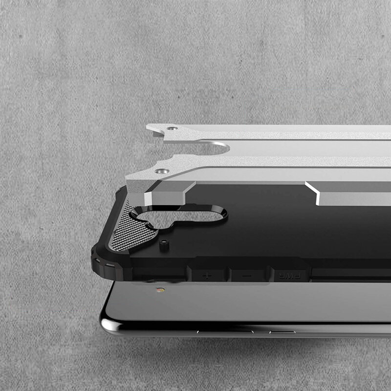 Husa Huawei Mate 20 Lite Mobster Hybrid Armor - Negru