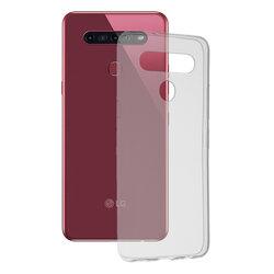 Husa LG K51S TPU UltraSlim - Transparent