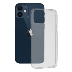 Husa iPhone 12 mini TPU UltraSlim - Transparent