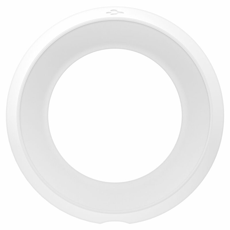Suport Apple HomePod Mini stand Spigen Silicone Fit, alb