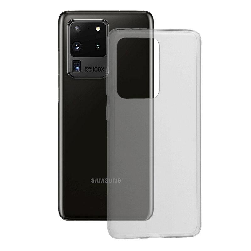 Husa Samsung Galaxy S20 Ultra 5G TPU UltraSlim - Transparent