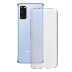 Husa Samsung Galaxy S20 5G TPU UltraSlim - Transparent