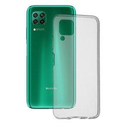 Husa Huawei P40 Lite TPU UltraSlim - Transparent