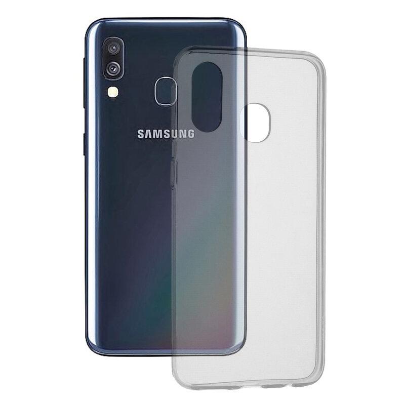 Husa Samsung Galaxy A40 TPU UltraSlim - Transparent