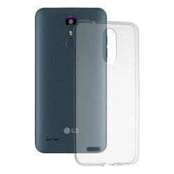 Husa LG K9 TPU UltraSlim Transparent