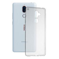 Husa Nokia 7 Plus TPU UltraSlim Transparent