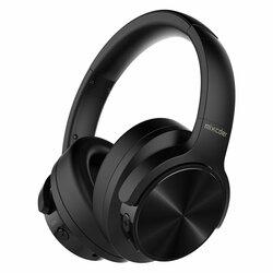 Casti wireless over-ear Mixcder E9, active noise cancelling, negru