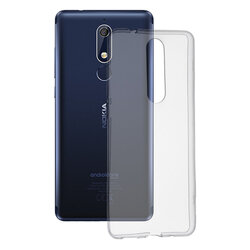 Husa Nokia 5.1 2018 TPU UltraSlim Transparent