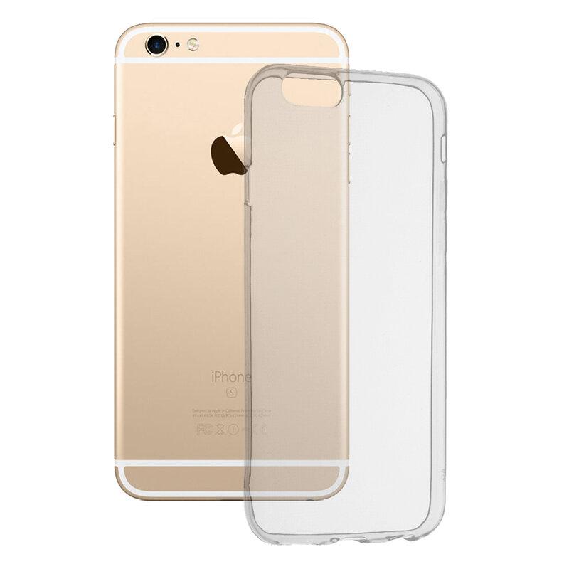 Husa iPhone 6 Plus/ 6s Plus TPU UltraSlim Transparent