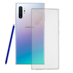 Husa Samsung Galaxy Note 10 Plus TPU UltraSlim Transparent