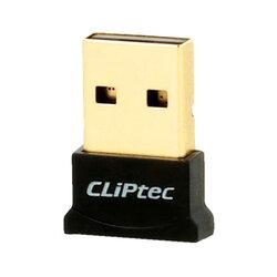 Adaptor Bluetooth PC USB dongle EDR CLIPtec, negru