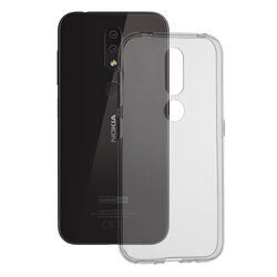Husa Nokia 4.2 TPU UltraSlim - Transparent