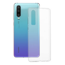 Husa Huawei P30 TPU UltraSlim Transparent