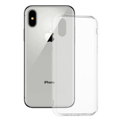 Husa iPhone XS TPU UltraSlim Transparent
