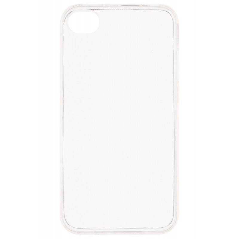 Husa iPhone 4, 4s TPU UltraSlim Transparent