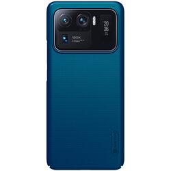 Husa Xiaomi Mi 11 Ultra Nillkin Super Frosted Shield - Blue