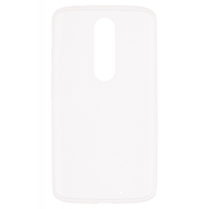 Husa Motorola Moto X Force TPU UltraSlim Transparent