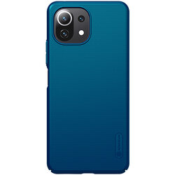 Husa Xiaomi Mi 11 Lite Nillkin Super Frosted Shield - Blue