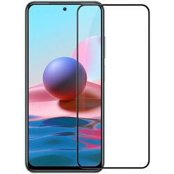 Folie sticla Xiaomi Redmi Note 10S Nillkin Amazing CP+PRO, Negru