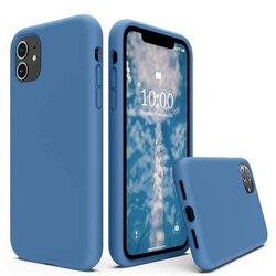 Husa Huawei P50 Techsuit Soft Edge Silicone, albastru