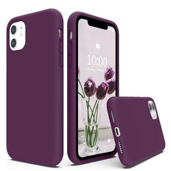 Husa Huawei P50 Pro Techsuit Soft Edge Silicone, violet