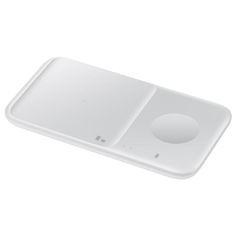 Incarcator wireless Samsung Duo, Watch, Buds, alb, EP-P4300BWEGEU
