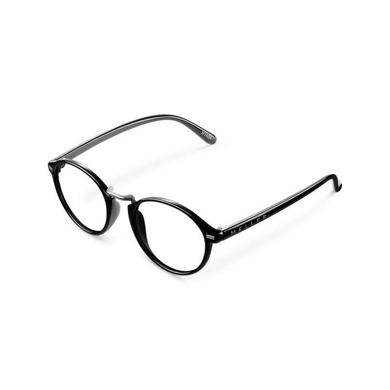 Ochelari de protectie calculator impotriva luminii albastre Meller Nyasa, negru