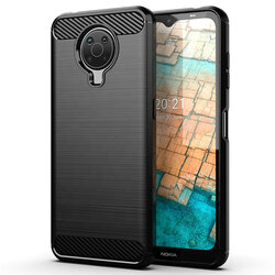 Husa Nokia G10 TPU Carbon - Negru